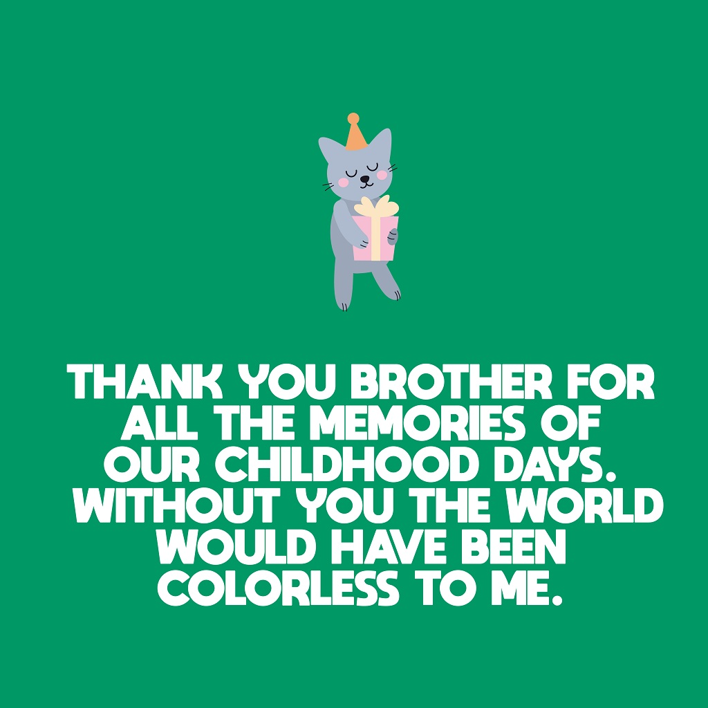 Happy Birthday Brother Wishes from the Heart-01