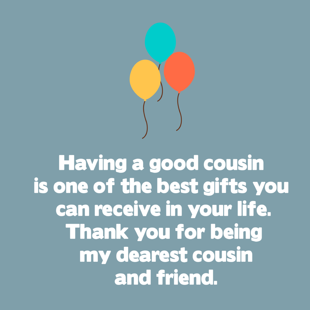 happy birthday wishes for cousin 29