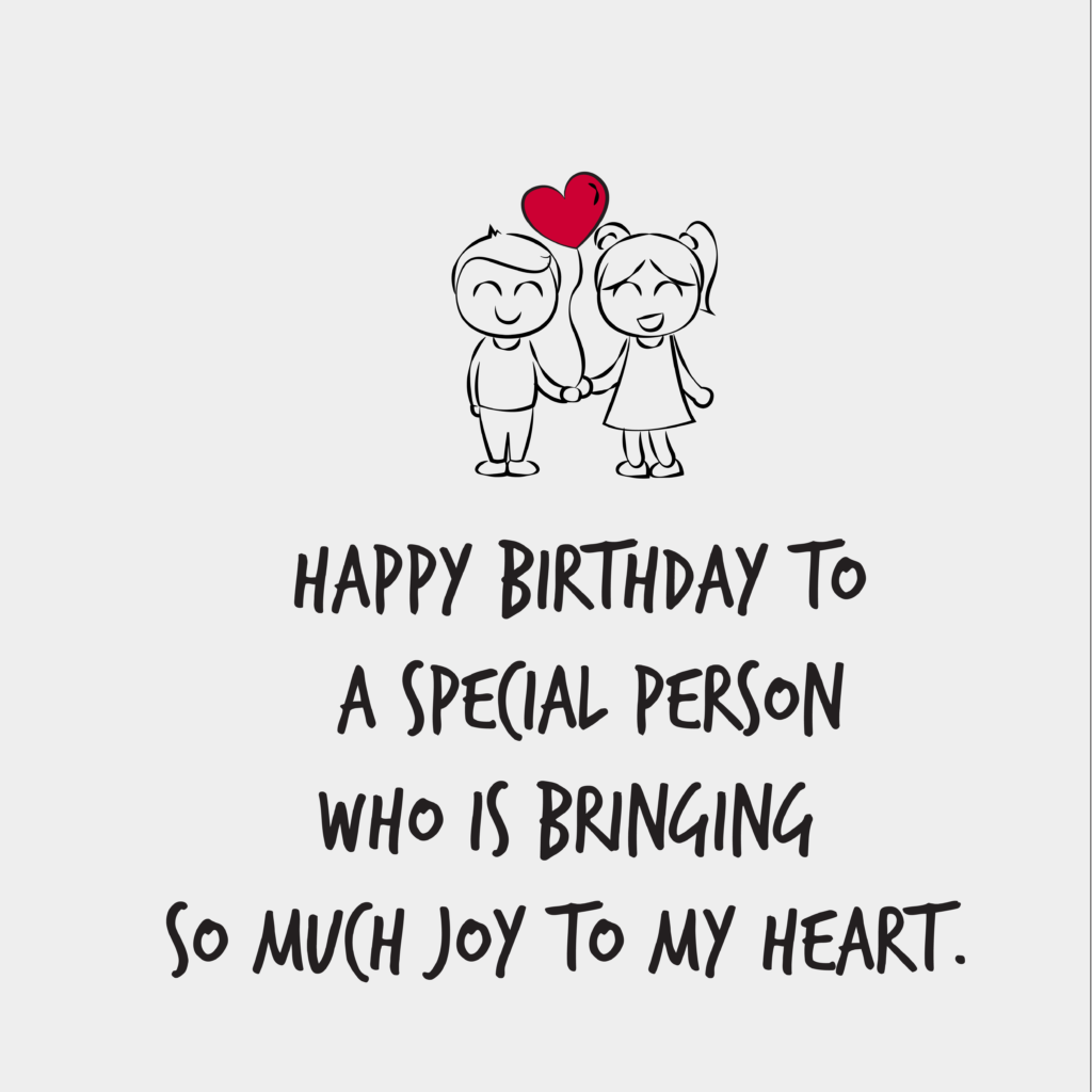 happy birthday wishes for lover 18