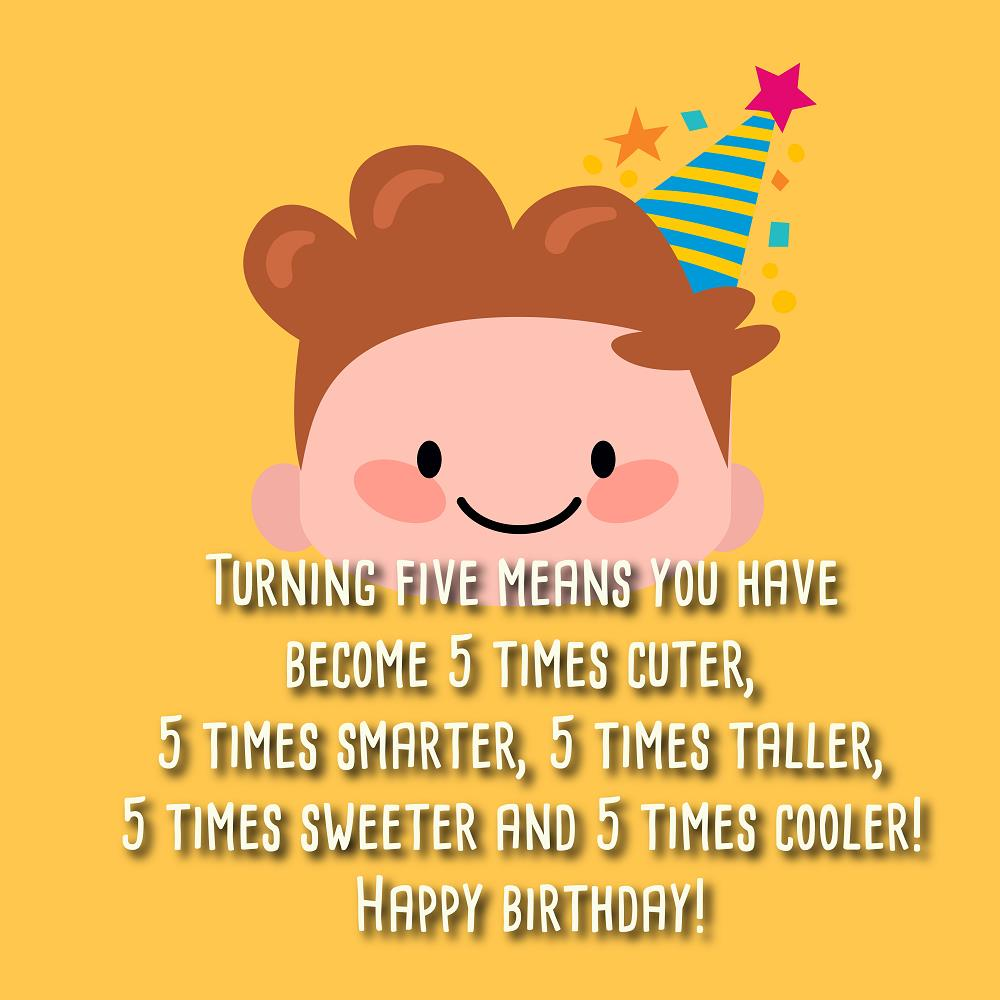 Happy 5th Birthday Quotes For Daughter: Best Birthday Messages For 5 Years Old