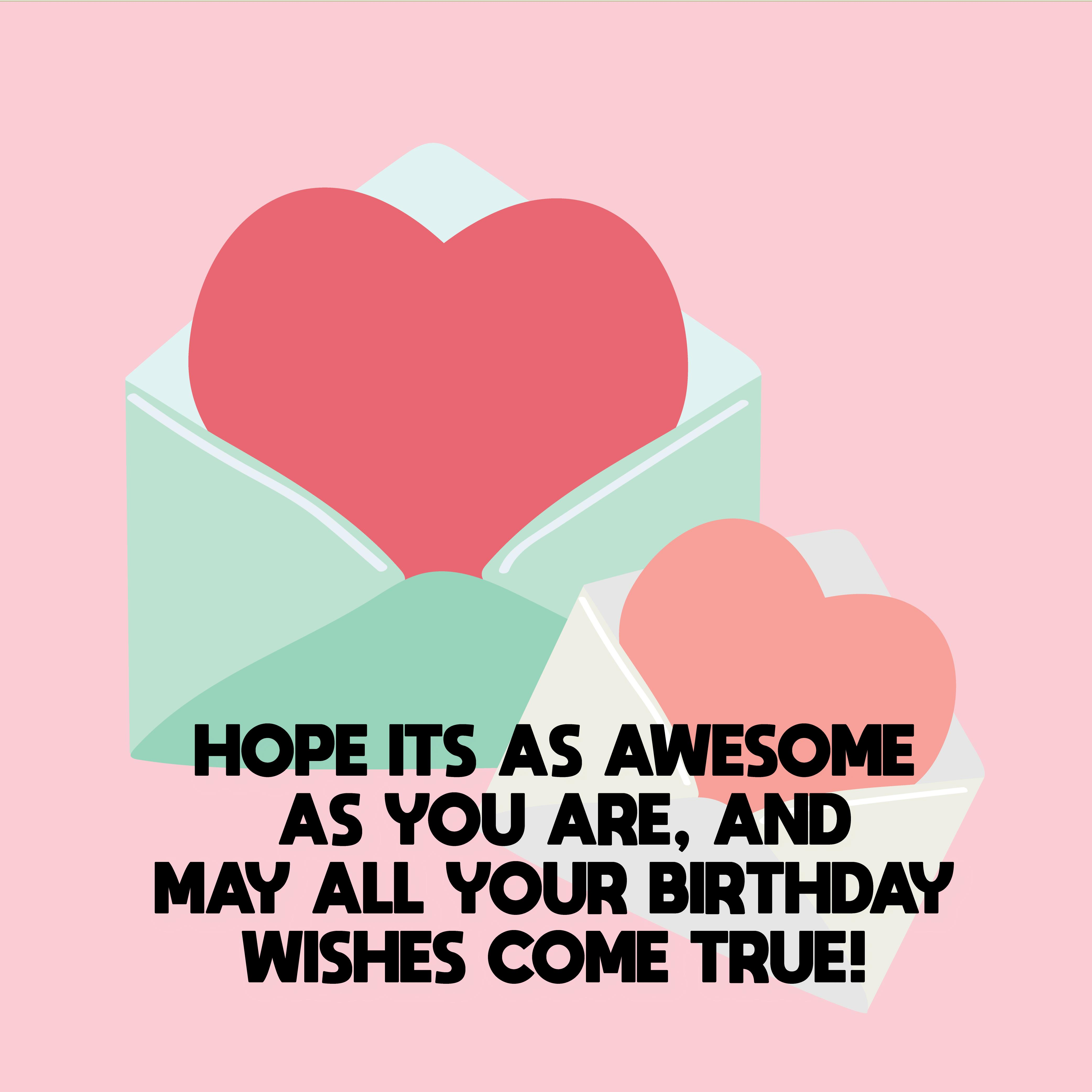 Top 240 Sweet Birthday Messages And Wishes