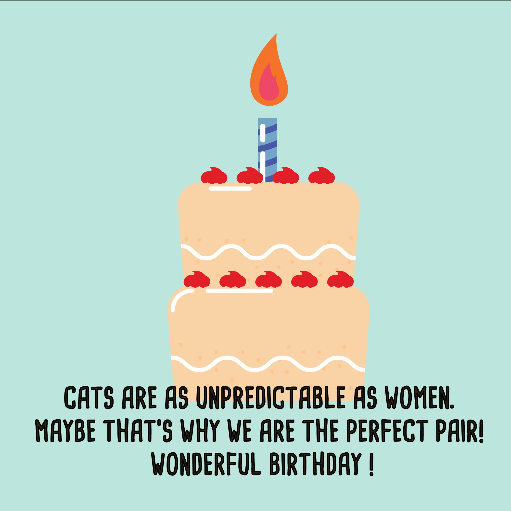 Happy Birthday Cat Wishes For Cats 07